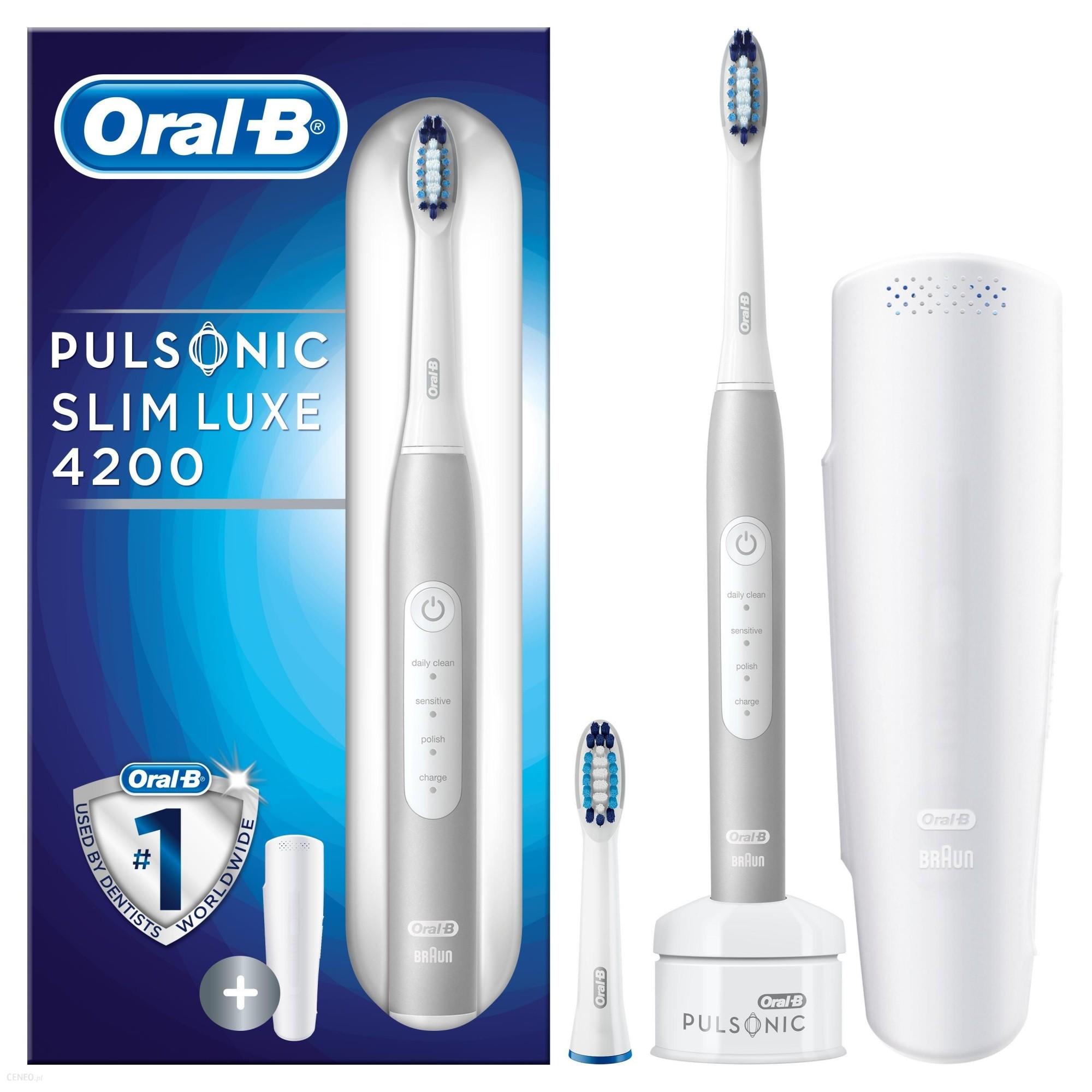 Электрическая зубная щетка ozon